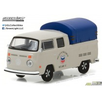 1974 VOLKSWAGEN DOUBLE CAB PICK UP AND CANOPY 1:64