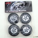 KEYSTONE CLASSIC WHEEL AND TIRE SET 1:18