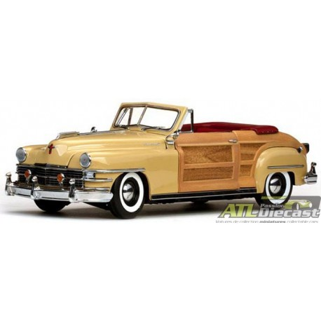 1948 CHRYSLER TOWN & COUNTRY 1:18