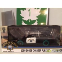 2008 DODGE CHARGER CHP 1:43 CHASE