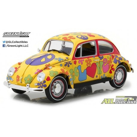 13509 - 1-18 1967 VW Beetle - Right-Hand Drive - Peace & Love (Back,High Res).jpg (128.37 KB)  13509 - 1-18 1967 VW Beetle - Ri