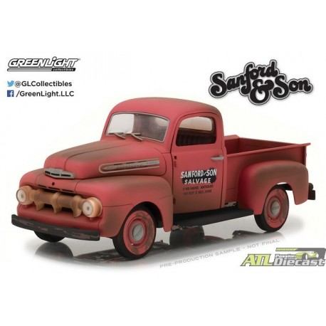 12997 - 1-18 Sanford & Son - 1952 Ford F-1 Truck (Front,High Res).jpg (92.67 KB)
