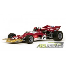 Team Lotus Type 72C no  24 Emerson Fittipaldi 1:18