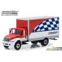 2013 INTERNATIONAL DURASTAR BF GOODRICH BOX VAN  1:64