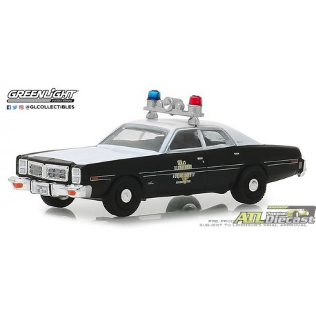 42870-B - 1-64 Hot Pursuit 30 - 1977 Dodge Monaco (Front,High Res).jpg (46.39 KB) ATLPASSIONDIECAST.COM