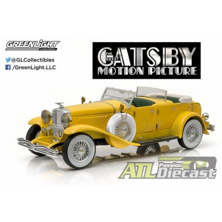 THE GREAT GATSBY DUESENBERG II SJ 1:18