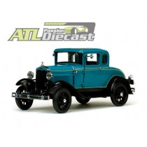 1931 FORD MODEL A COUPE 1:18