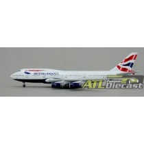British Airways 747-400 1:500