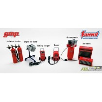 GMP-18940 - 1-18 Shop Tool Set 1 - Summit Racing Equipment (Group,High Res) 2.jpg (77.59 KB) ATLPASSIONDIECAST.COM