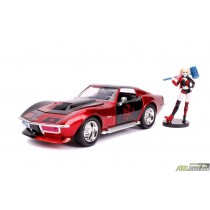 1969 CHEVROLET CORVETTE STINGRAY HARLEY QUINN FIGURE HOLLYWOOD RIDES 1:24   31196A__.jpg (58.37 KB   atlpassiondiecast.com