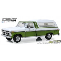 13545 - 1-18 1976 Ford F-100 - Medium Green Glow Poly w Deluxe Box Cover (Back,High Res).jpg (70.61 KB) ATLPASSIONDIECAST.COM