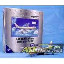 National Airlines Boeing 747-135 1:400