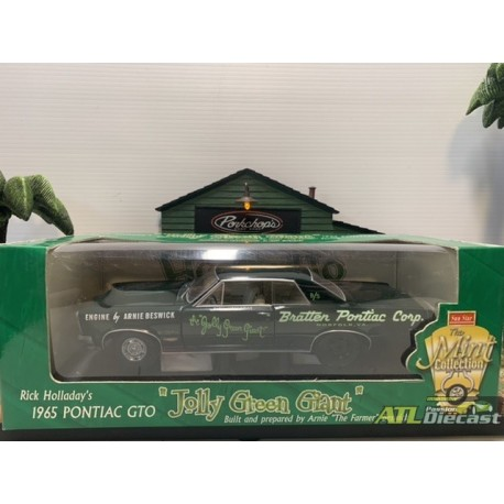 1965 PONTIAC GTO 1:18 JOLLY GREEN GIANT