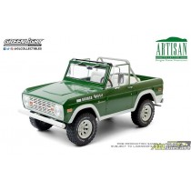 1970 Ford Bronco Buster - Smokey and the Bandit (1977) - Greenlight 1:18 - 19084