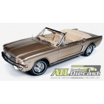 1965 FORD MUSTANG CONVERTIBLE 1:18